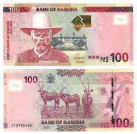 NAMIBIA $100 Dollars (2012) P-14