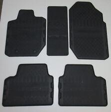 ORIGINAL Ford Gummimatten Fußmatten Satz FOCUS I MK1 Schrägheck hinten 1447886