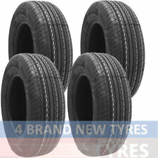 4 2056516 Budget 205 65 16 Tyres X4 High Performance 205/65 Van Commercial