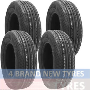 4 1656014 Budget 165 60 14 New Tyres x4 High Performance 165/60 R14