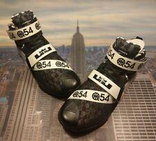 Nike LeBron Soldier IX 9 LMTD Q54 Quai 54 Black Size 11.5 810803 015 New Limited