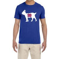 New York Rangers Wayne Gretzky Goat T-Shirt