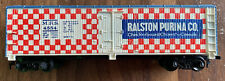 Tyco HO Scale Train Box Car Ralston Purina Co. MRS 4554 Vintage