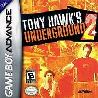 Tony Hawk UnderGround 2 - Nintendo Game Boy Advance GBA - (Cart Only)