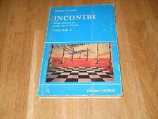 INCONTRI - VOL. I - OBERTO AIRAUDI - ED. HORUS 1982  (97)