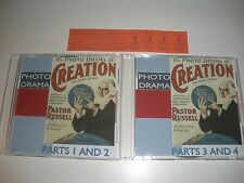 PHOTO-DRAMA OF CREATION on DVD & Ticket Watchtower Jehovah  Bible Student JW.ORG