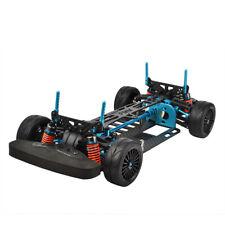 RC 1:10 Alloy Carbon 4WD Touring Car Frame Kit for TAMIYA TT01 TT01E Shaft Drive