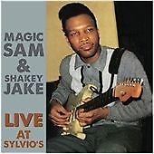 Magic Sam - Live at Sylvio's (1968/Live Recording, 2013)