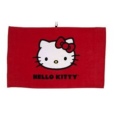 New Hello Kitty Tour Towel - Red