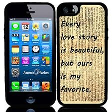 Vintage Love Story For Iphone 6 Case Cover