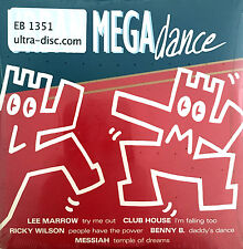 Compilation Maxi CD Urban Mega Dance - Promo - France (M/M - Scellé / Sealed)
