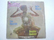 JOE HARRIOTT JOHN MAYER  INDO JAZZ FUSIONS DOUBLE QUINTET  RARE LP  INDIA VG+