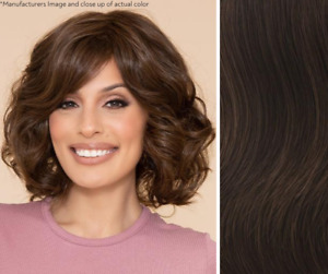 Imperfect Hairdo Tousled Bob Wig - Heat Friendly Synthetic - Color R10