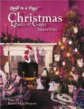 Christmas Quilts & Crafts (Quilt in a Day)
