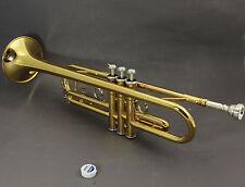 YAMAHA YTR-3335 Gold Lack Standard Trompete Musikinstrument Blasinstrument C