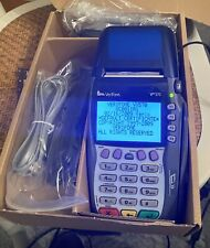 Verifone vx570/5700 Credit Card Machine Terminal Printer Complete with cords