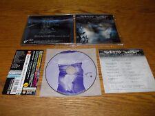 LEON'S SALE:WHITE WOLF-VICTIM OF THE SPOTLIGHT 2007 CD +1BONUS JAPAN OBI