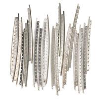 Set di 24pcs Fret Wire Chitarra elettrica Fretwire Silver Copper Fretwire