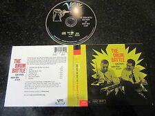 "GENE KRUPA / BUDDY RICH ""THE DRUM BATTLE"" VERVE DIGIPAK CD"