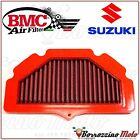 FILTRE À AIR SPORTIF LAVABLE BMC FM449/04 SUZUKI GSR 600 2012 2013 2014