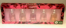 Yardley London The Collection Women's Eau De Toilette Gift Set 10ml x5 BRAND NEW