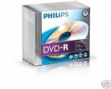 Phillips DVD-R  DM4S6S10F/00  10 Stück im Slimecase