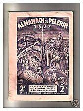 ALMANACH LE PELERIN 1937 BE cadeau anniversaire