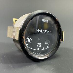 SMITHS ºC WATER TEMP GAUGE JAGUAR 420 420G MK10 S-TYPE 1963-68 E-TYPE JAG