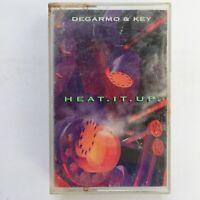 Degarmo & Key Heat It Up (Cassette)