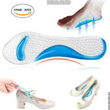 Silicone Gel Soft Full Size Arch Support Insoles PEDIMEND™ Foot Care Pads Insole