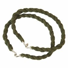 5 PAIRS MILITARY LEG TROUSER TWISTS ELASTIC TIES BUNGEE ARMY CADET RECRUIT KIT