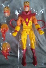 """Hasbro Marvel Legends Pyro Figure X Men 6"""" from Rogue 2 Pack Force Avengers"""