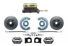 1964-1969 Ford Mustang Disc Brake Conversion & Manual Master Cylinder / Rod Kit
