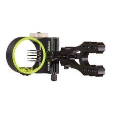 New Black Gold Widow Maker 5 Pin (.019) RH Bow Sight Black Model# WMX5