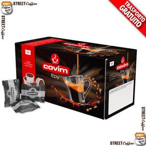 100 Cialde Capsule Caffè Covim Miscela Extra compatibili Lavazza Espresso Point*