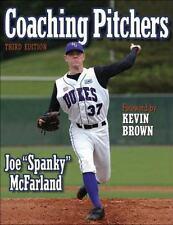 Coaching Pitchers by Joe McFarland (2002, Paperback, Revised) BRAND NEW