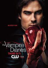 The Vampire Diaries Damon Salvatore Repro POSTER
