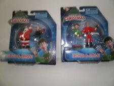 Gwen Steve Reindeer Arthur Arthur Christmas Collector Mini Figure 6Pack Santa Bryony