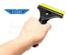 "Ettore 4"" ScrapeMaster Scraper for Window Film Tint Glass Paint Tile Cleaning"