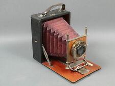 Busch Ageb-Camera Holz beledert+ Biperiskop, dekorativ!