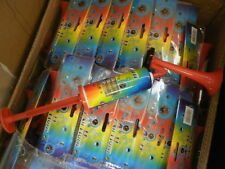 """Large AIR HORN 13"""" LOUD Manual Pump No Batteries Needed New Party Sports School"""