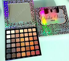 AUTHENTIC Violet Voss Ride or Die Pro Eyeshadow Palette • FAST SHIPPING! 💫
