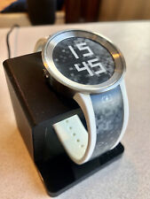 Sony FES Watch U White. FES-WA1 With Box, Charger, And All Original Accessories