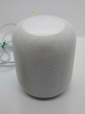 Apple HomePod Voice Enabled Smart Assistant - White Model A1639
