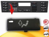BMW E39 X5 E53 A/C Panel de control de aire acondicionado - Botón Aire Hasta