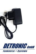 Ladenetzteil 230v Euro Stecker für Handfunkgerät Retevis Rt22