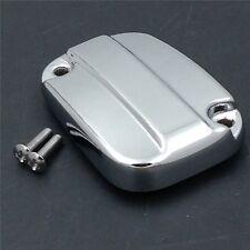 XH 2007-2012 Harley Electra Glide Road King  Front Brake Fluid Reservoir Caps