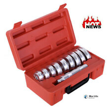 10PC Auto Bearing Race & Seal Driver Master Set Wheel Axle Puller Install