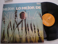 NICOLA DI BARI Lo Mejor De SPAIN 2XLP VINYL 1975 Disco De Vinilo