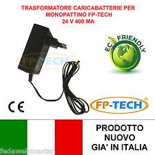 CARICABATTERIA TRASFORMATORE RICAMBIO MONOPATTINO ELETTRICO 24 V 120W E-SCOOTER